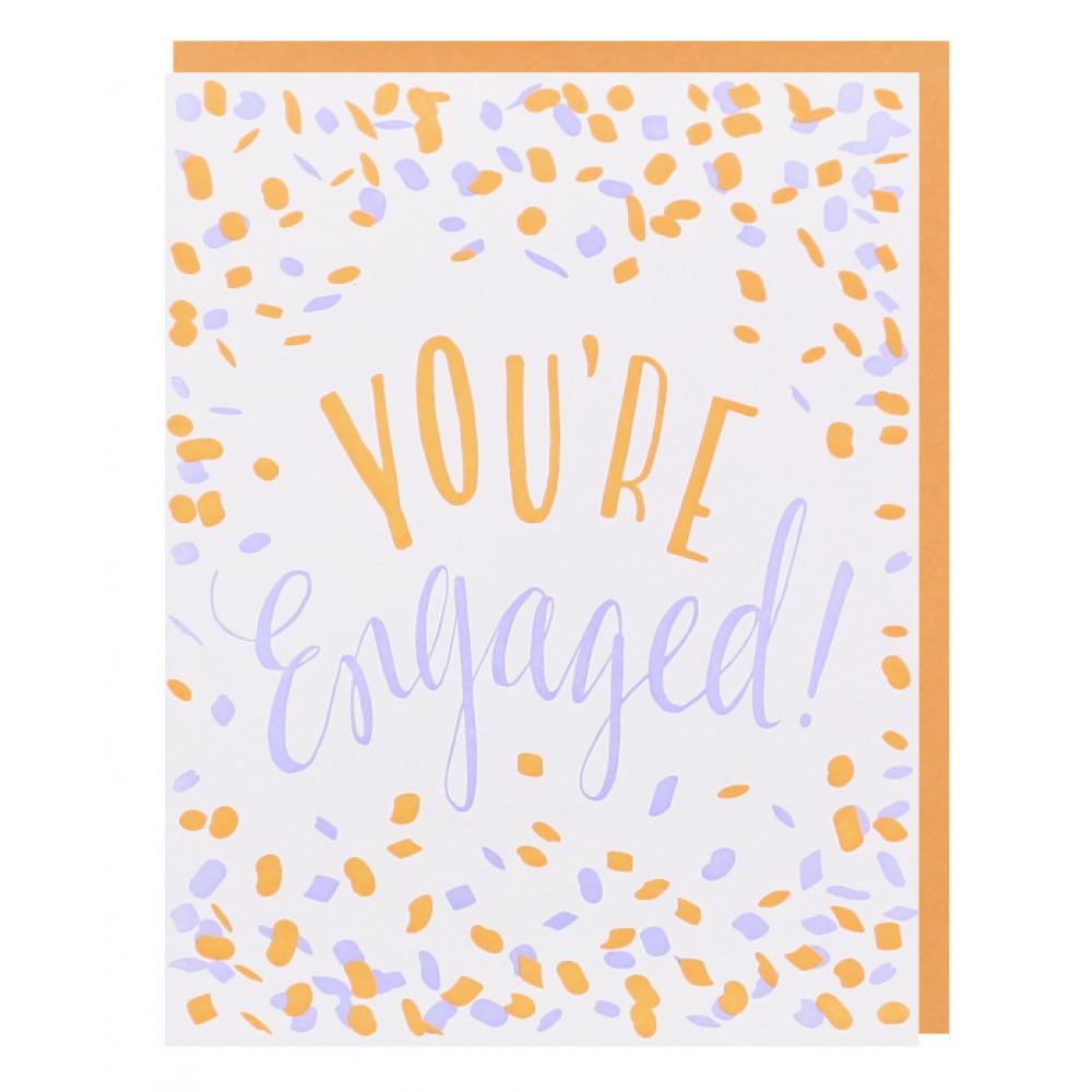 Wedding - Confetti Engagement