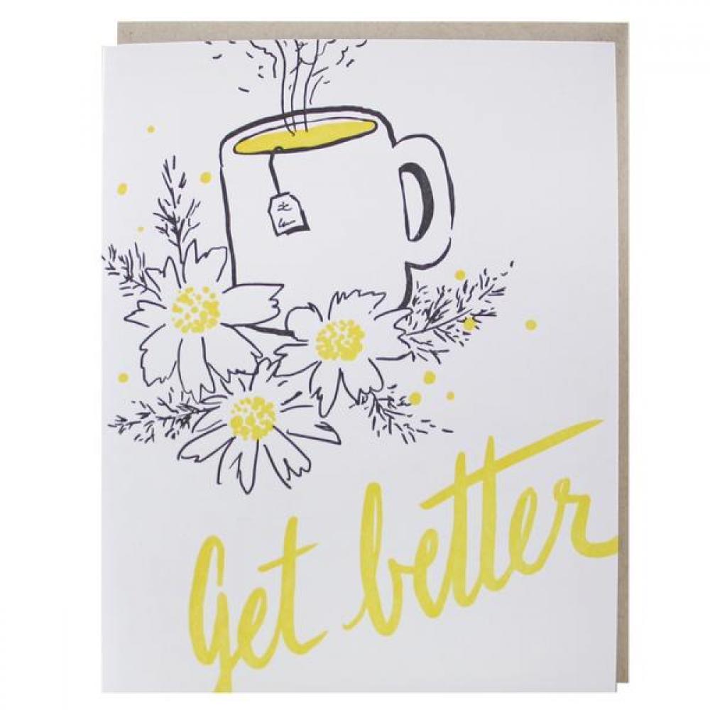 Get Well - Tea