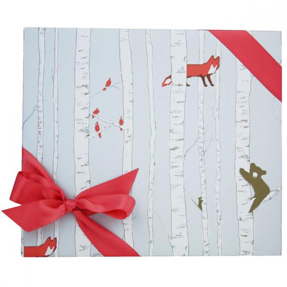 Gift Wrap - Christmas - Woodland Animals 2 Sheets