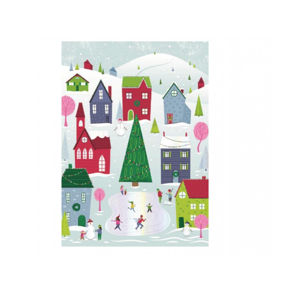 Christmas - Bright Christmas Town