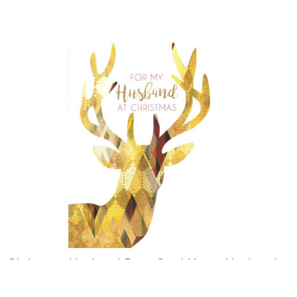 Christmas - Husband Deer