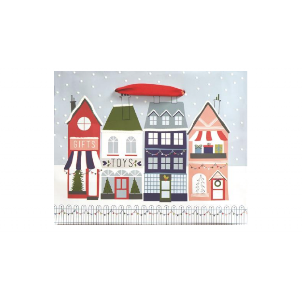 Gift Bag - Holiday Happiness Large
