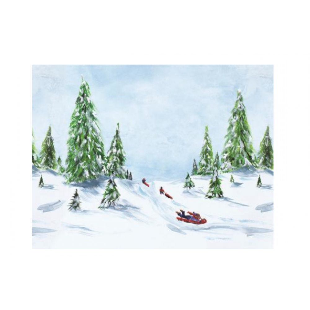 Boxed Card - Christmas - Winter Traditions