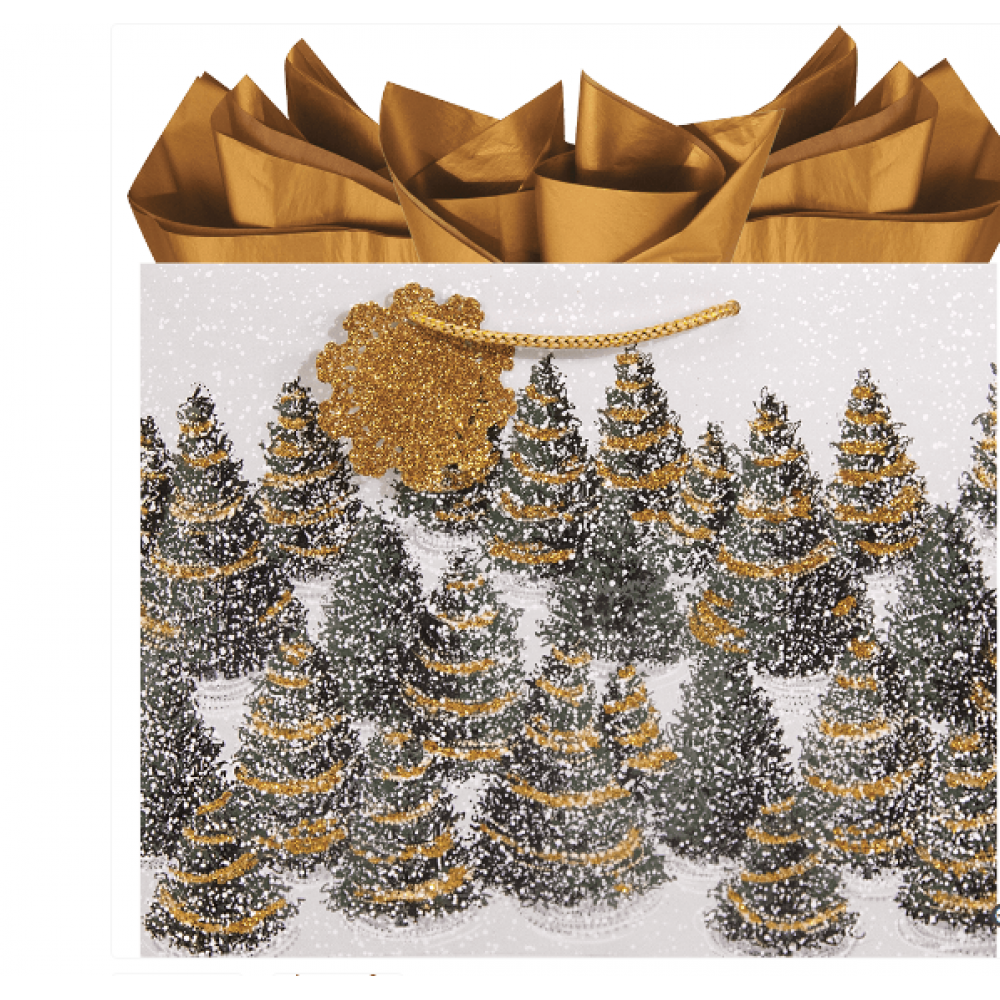Gift Bag - Winter Grove - Vogue