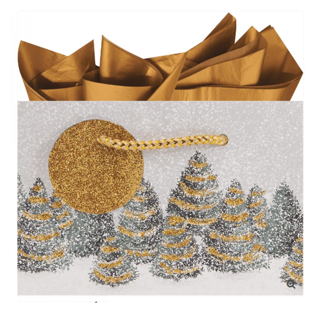 Gift Bag - Winter Grove - Petite Vogue