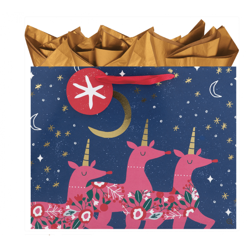 Gift Bag - Unsleigh Large Sware