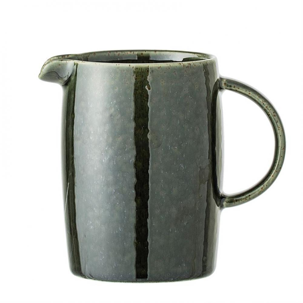 Creamer Stoneware Green