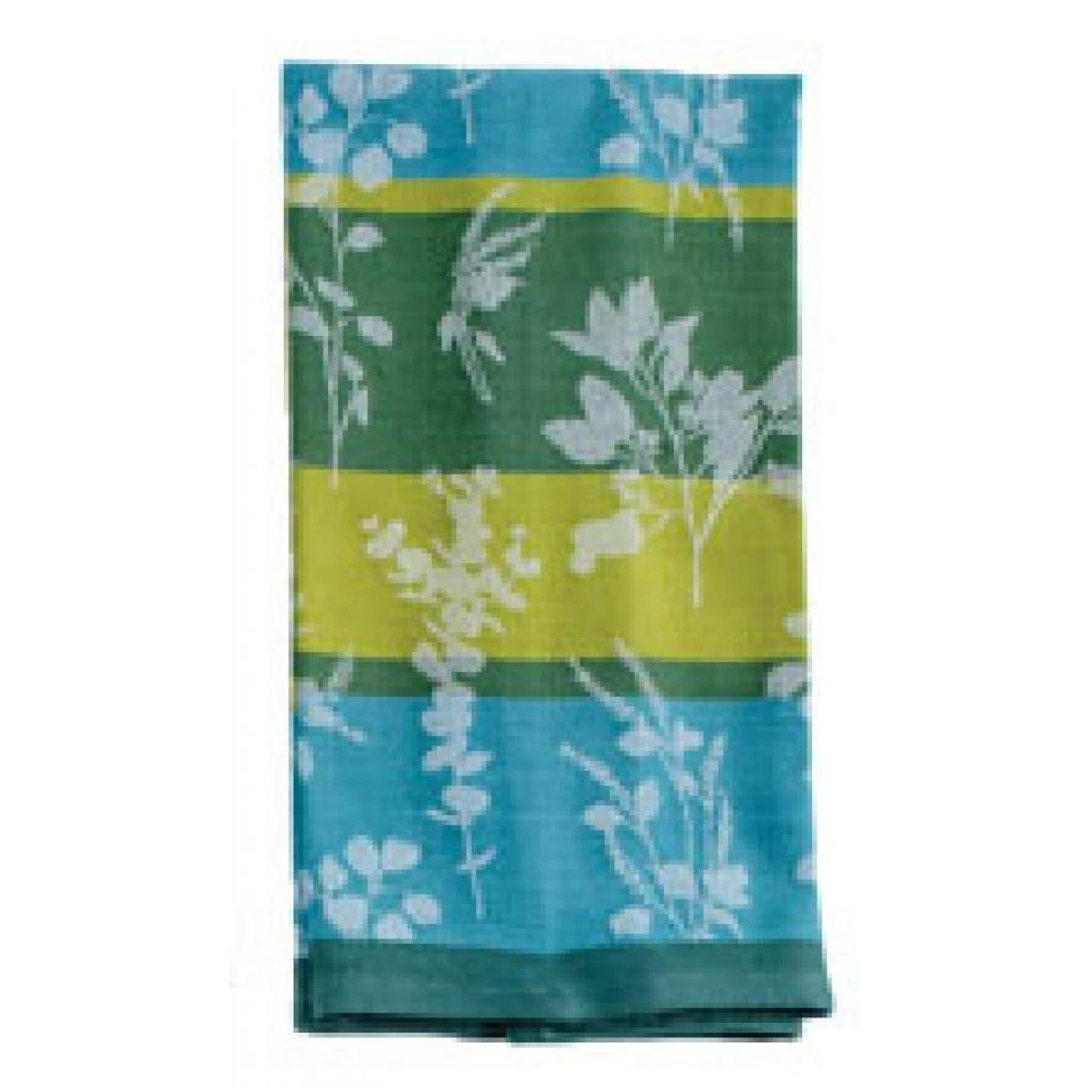 Tea Towel - Greenery Jacquard