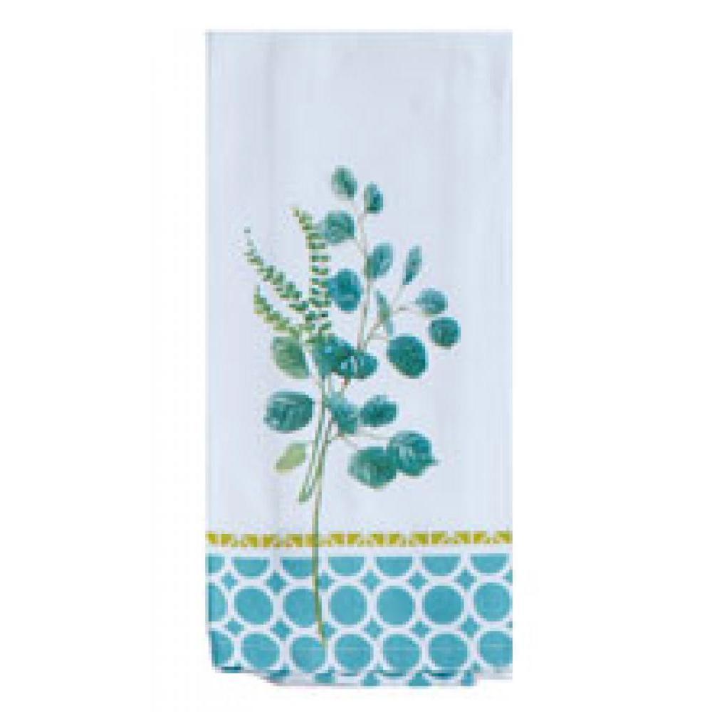 Tea Towel - Greenery