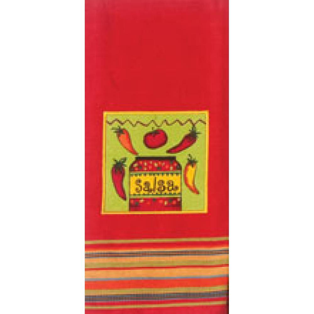 Tea Towel - Salsa Apple