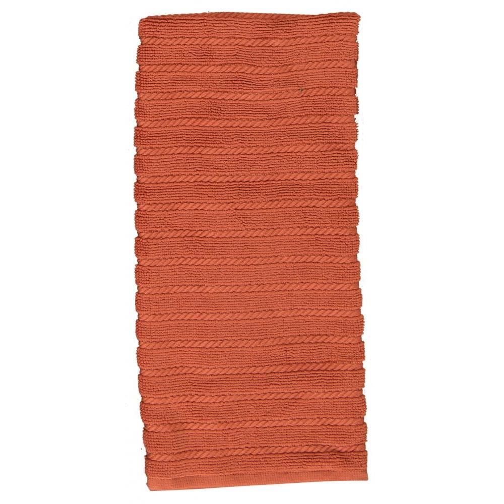 Towel - Terry - Cook\'s Kitchen Tigerlily Textured