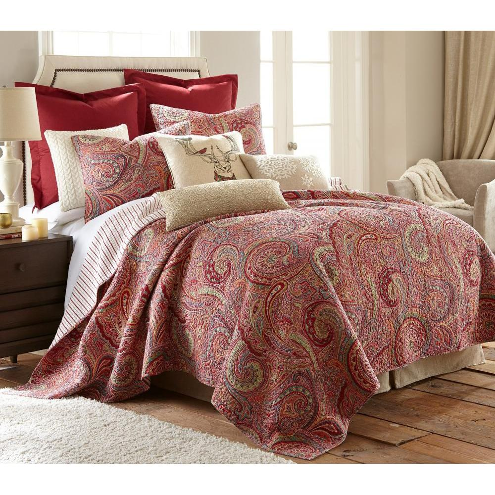 Spruce Quilt Set Twin 68in x 92in