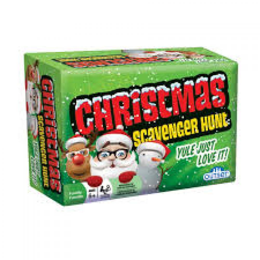 Christmas Scavenger Hunt Game