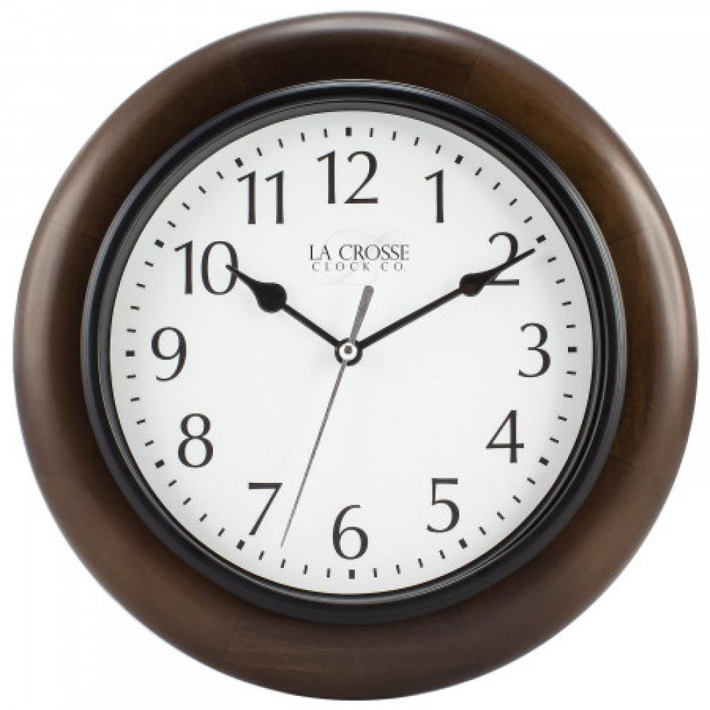 Wood Wall Clock 10 inch