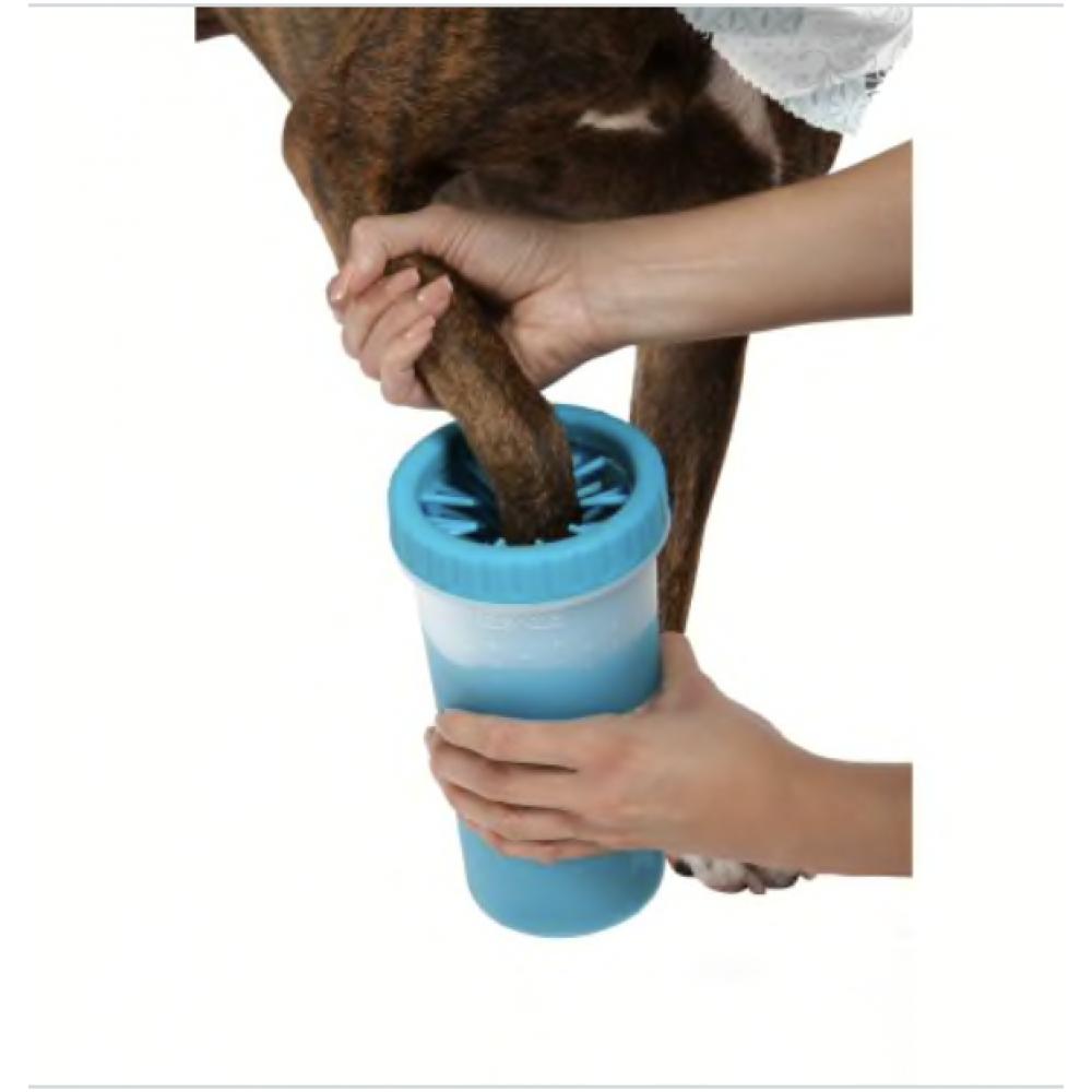 Pet Care Mud Buster Medium Blue