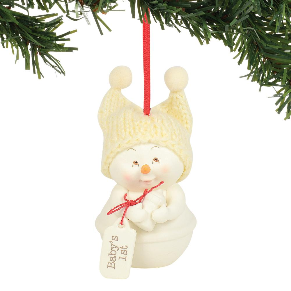 Ornament - Baby\'s 1st