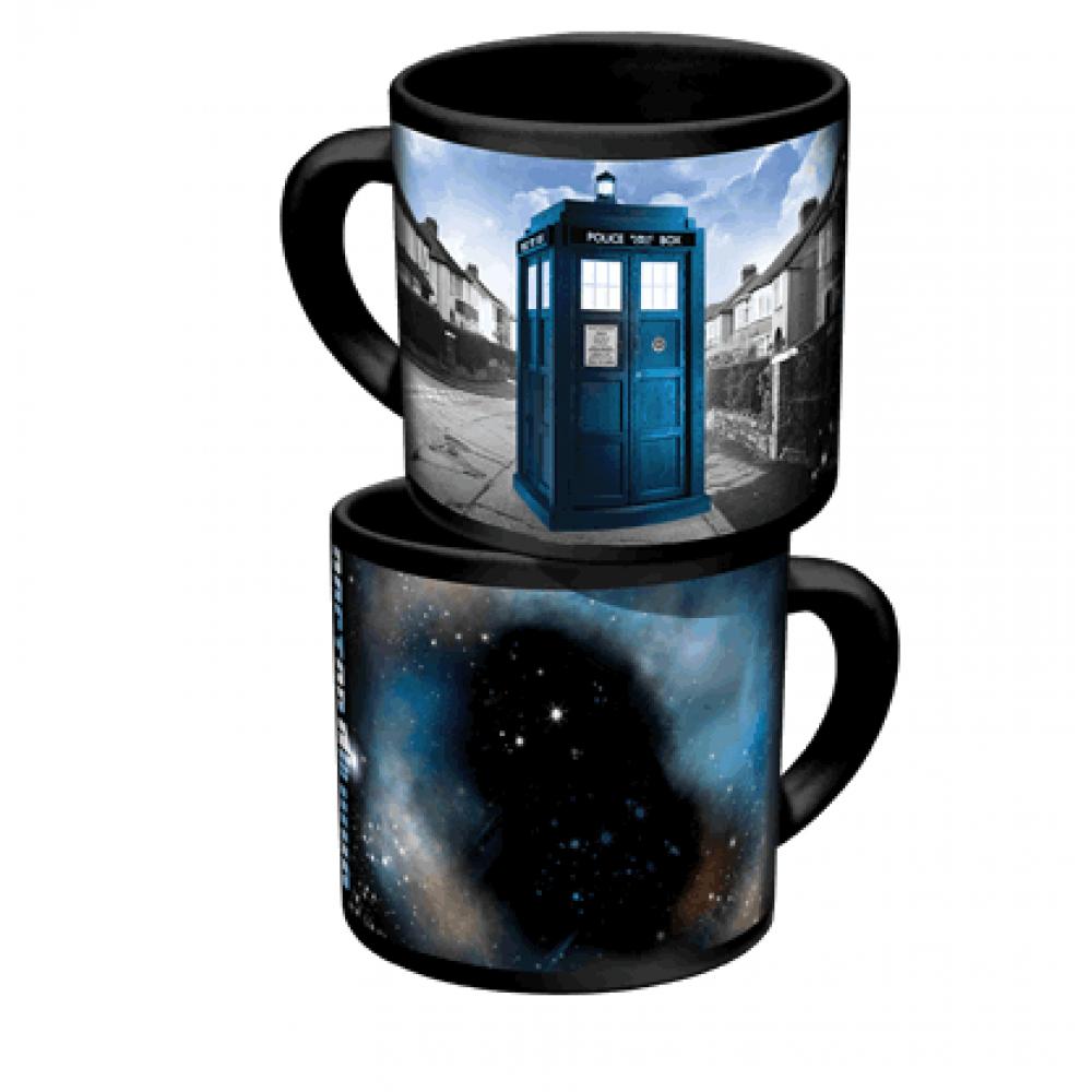 Mug - Doctor Who Disappearing Tardis