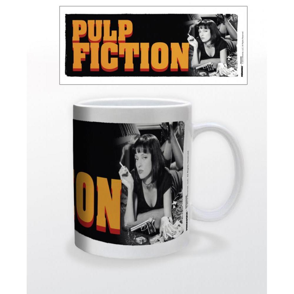 Pulp Fiction - Mia 11oz Mug