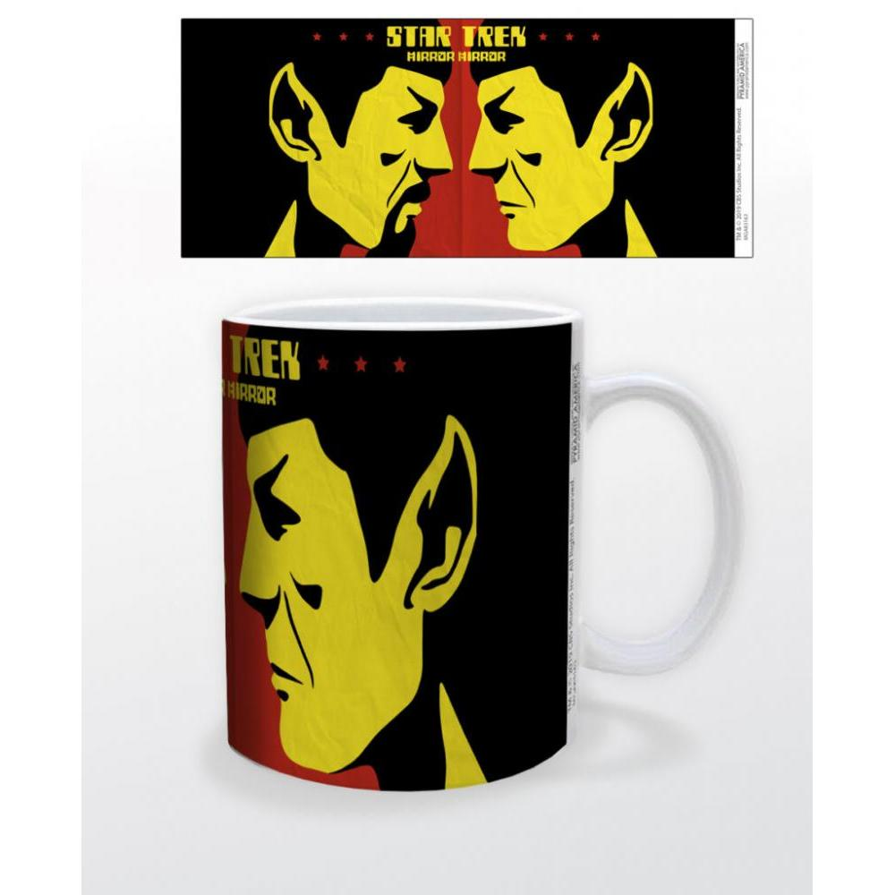 11oz Mug - Star Trek – Mirror Mirror