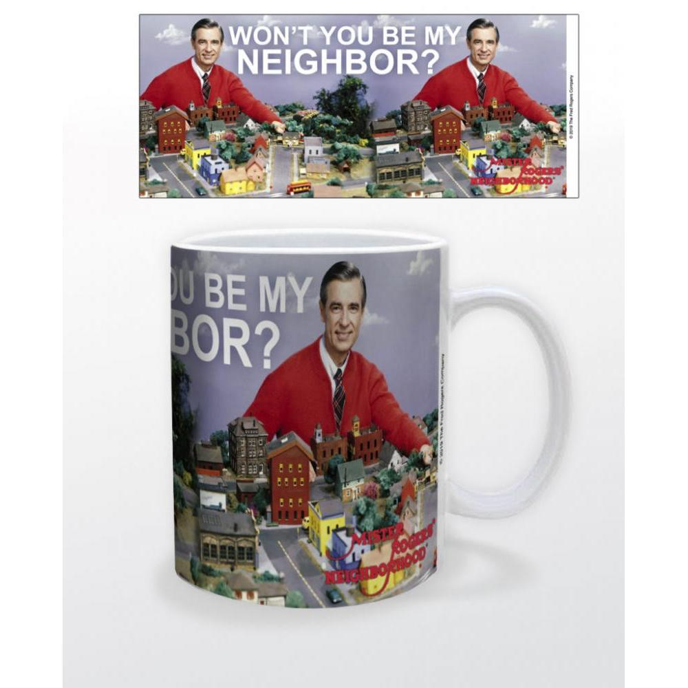 Mister Rogers - Won�t You Be My Neighbor 11oz Mug