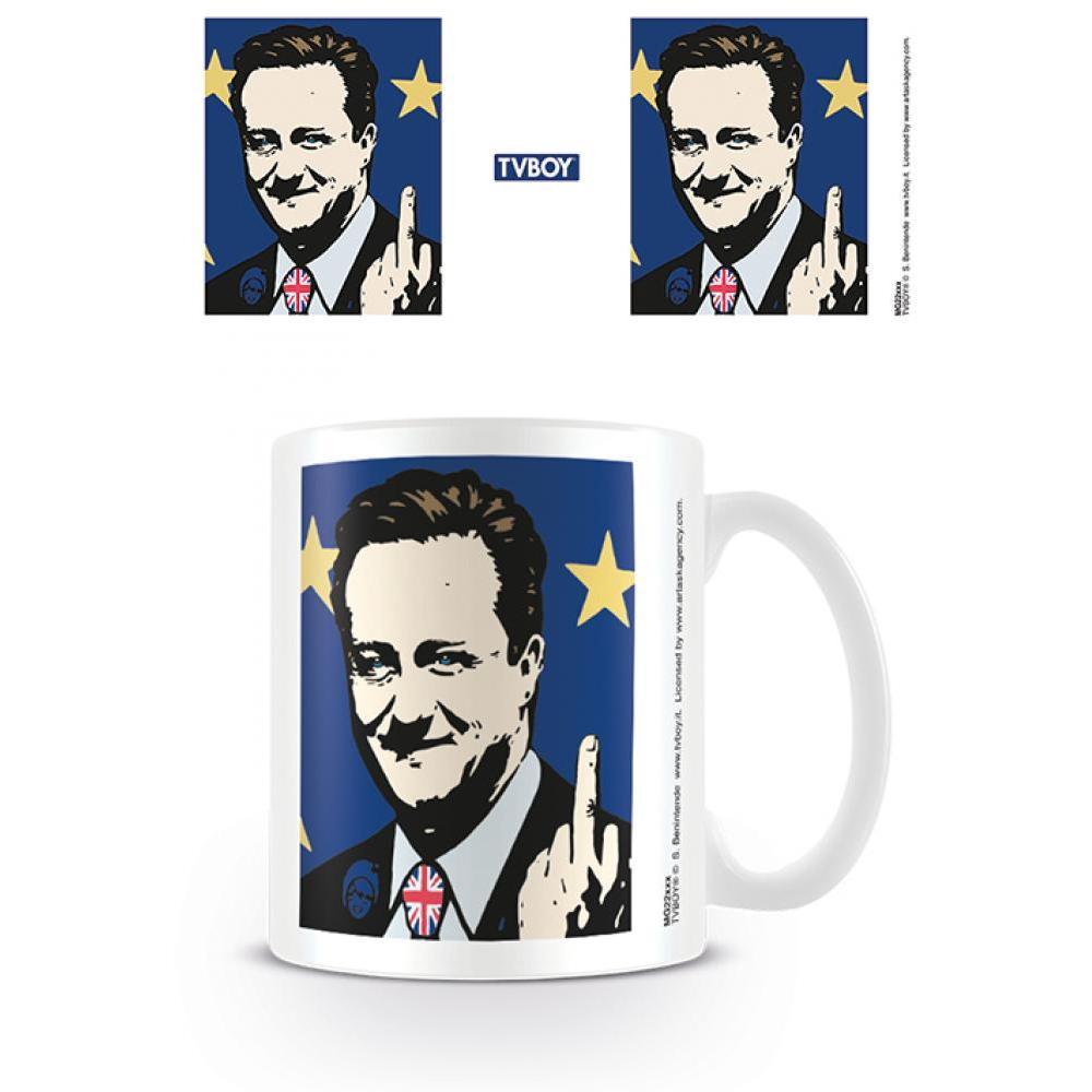 TV Boy - Br-Exit Poll 11oz Mug