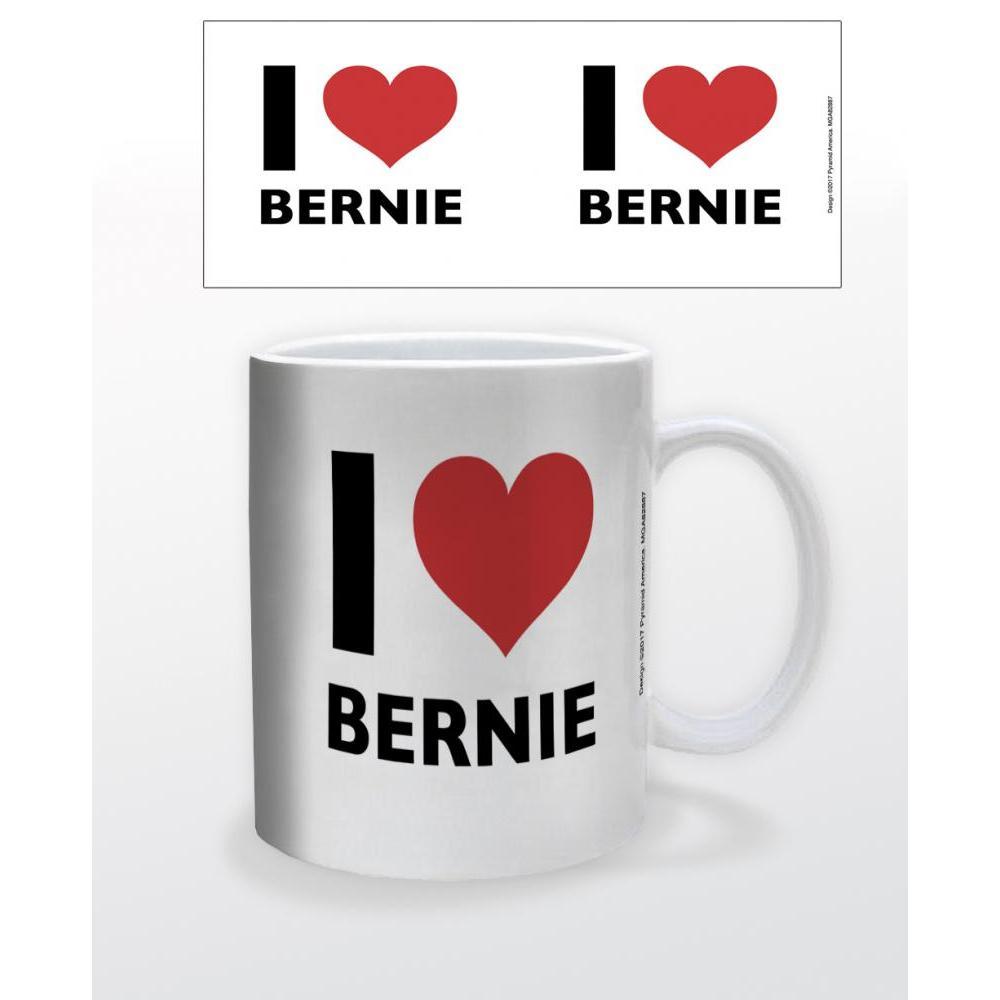 I Heart Bernie 11oz Mug