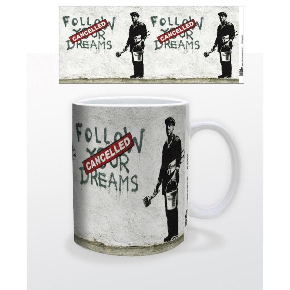 Follow Your Dreams 11oz Mug