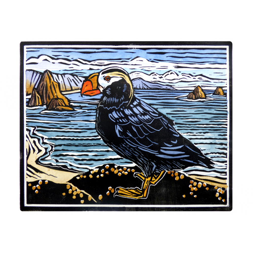 Any Occasion - Molly Hashimoto Tufted Puffin