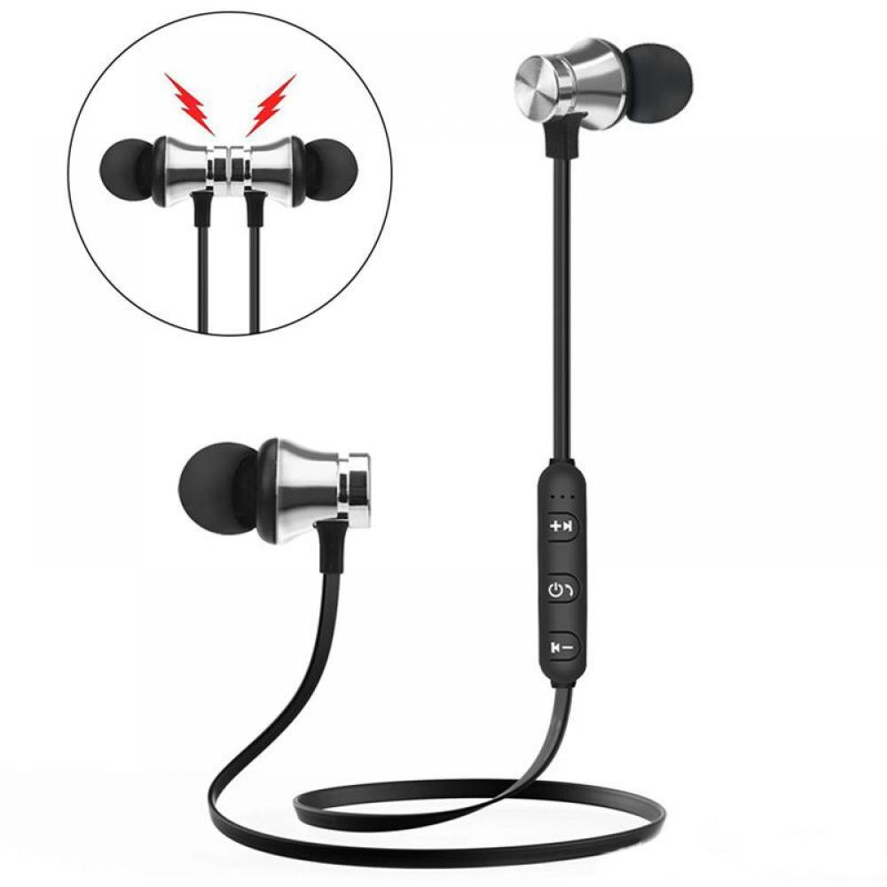 Wireless bluetooth 4.1 headphones Stereo Headset w/ Microphone