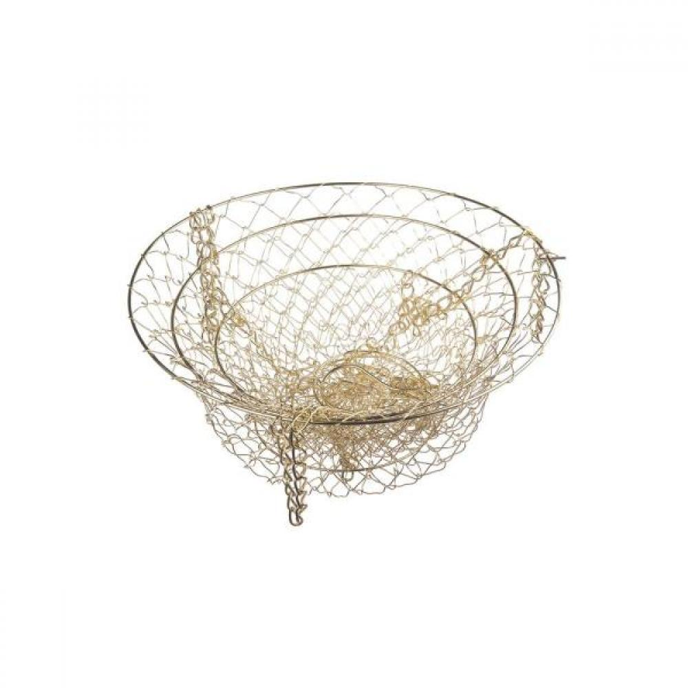Hanging Basket Gold Wire