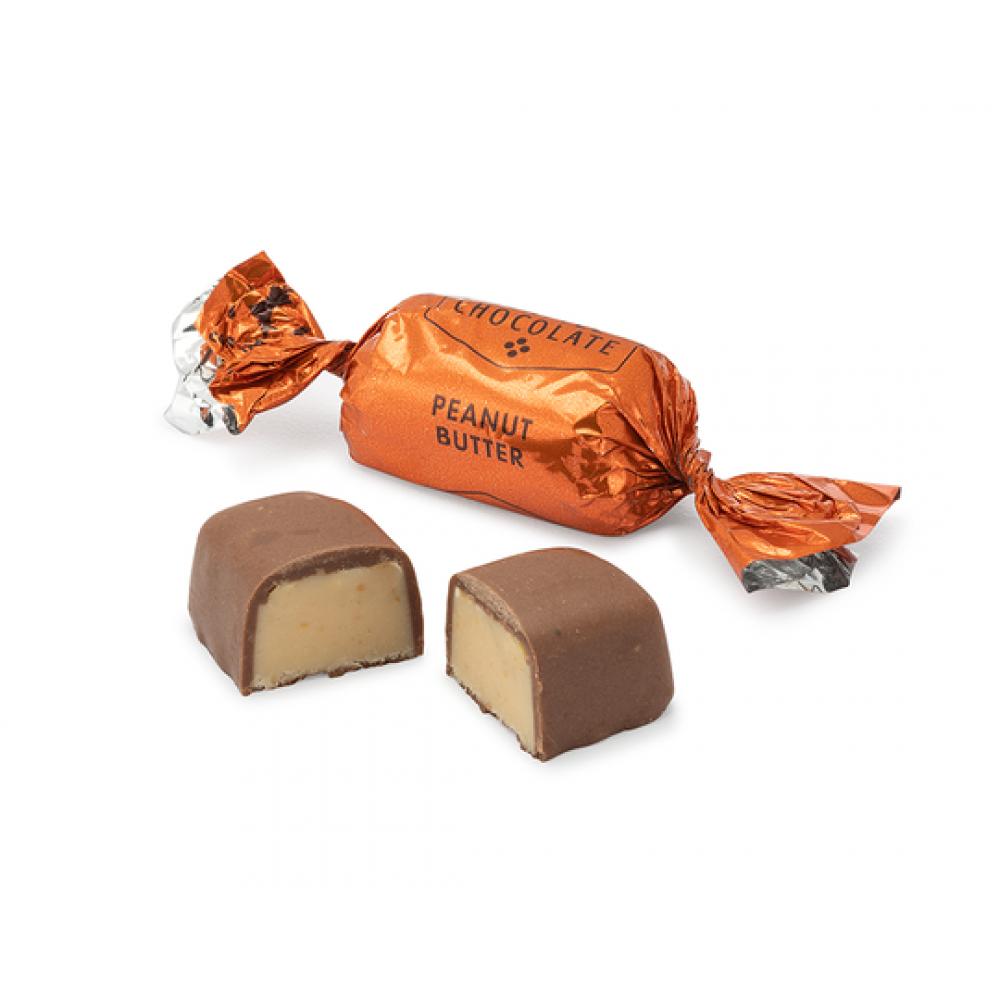 Chocolate Truffle Individual 2lb Box - Peanut Butter (Gluten Free)
