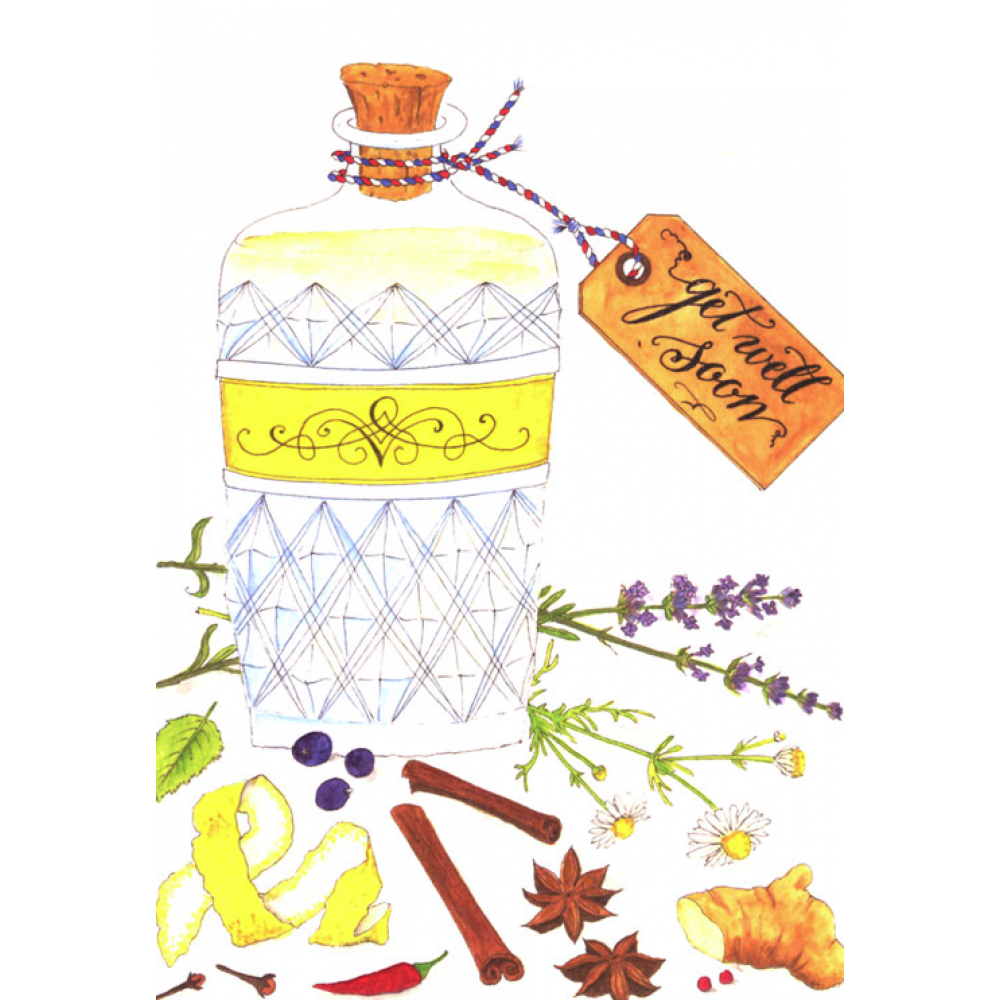 Get Well - Jar