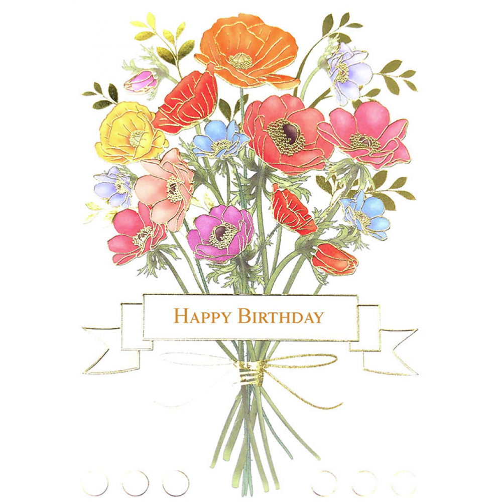 Birthday -  Bouquet