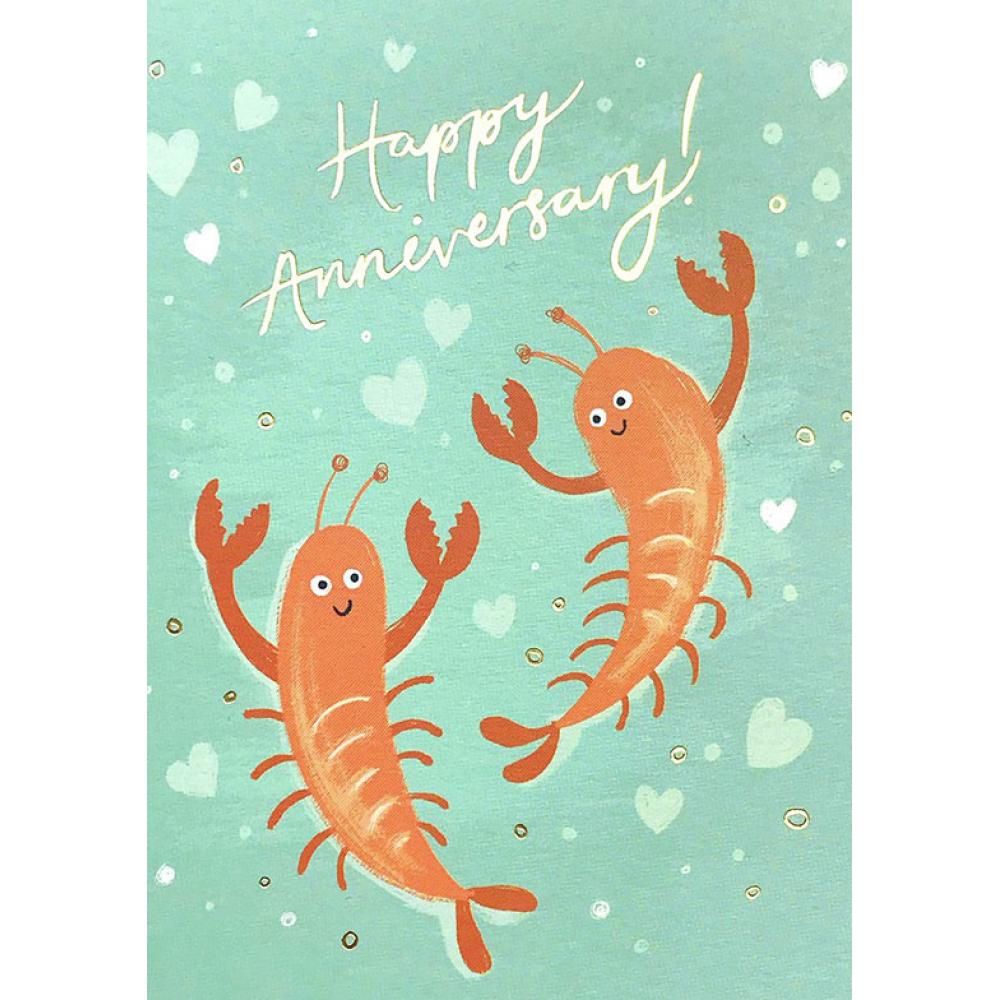 Anniversary - Lobster