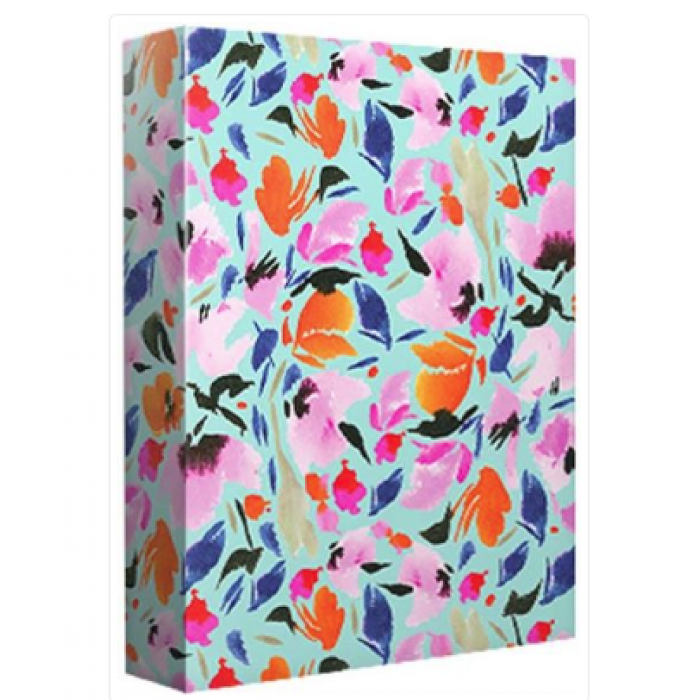 Gift Wrap - Floral Roll