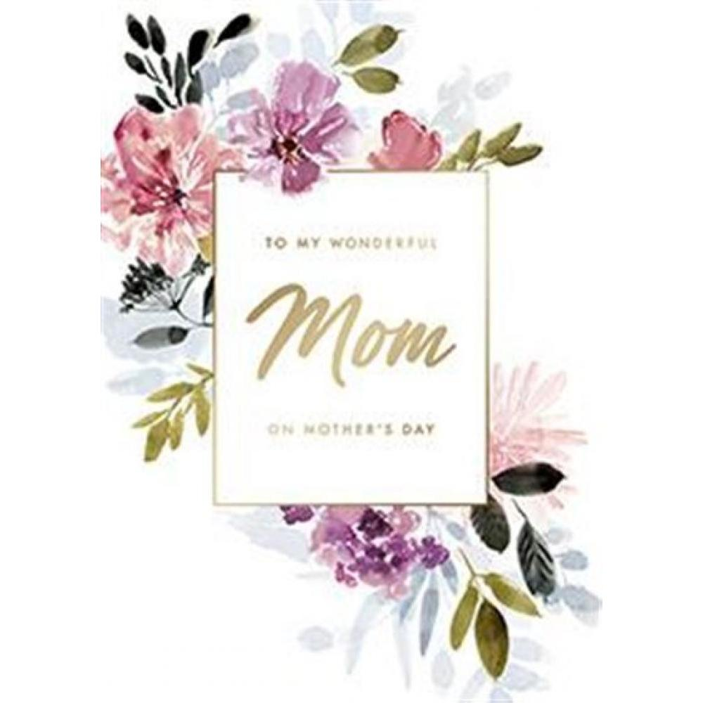 Mother\'s Day - To My Wonderful Mom on Mothers Day