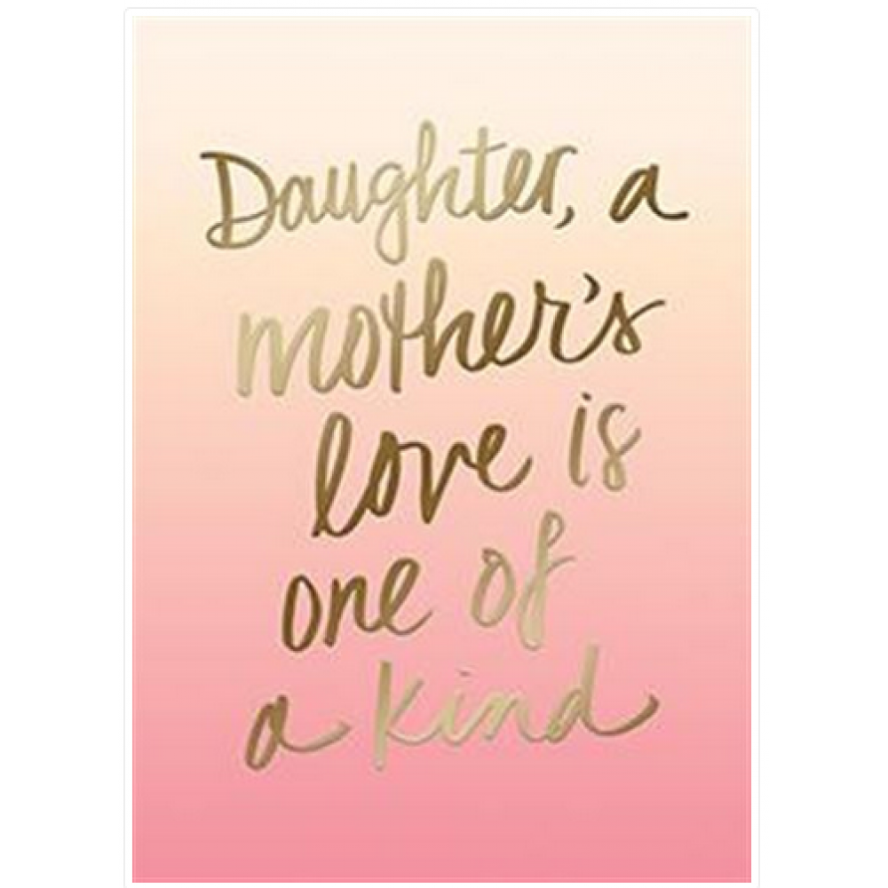 Mothers Day - One of a Kind