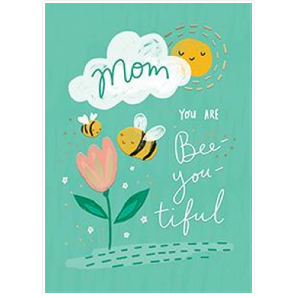 Mothers Day - Bee-You-tiful