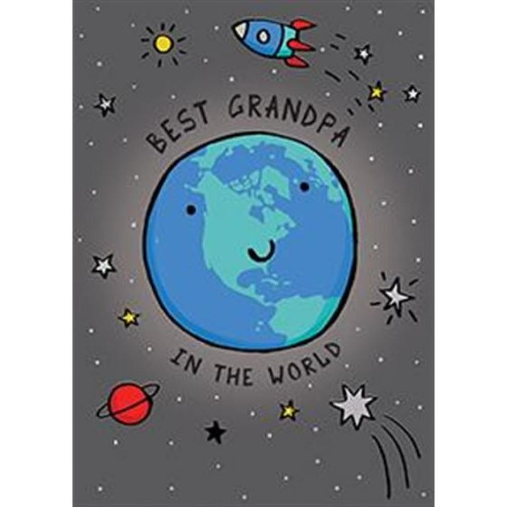 Fathers Day- Granfather - Best Grandpa in the World