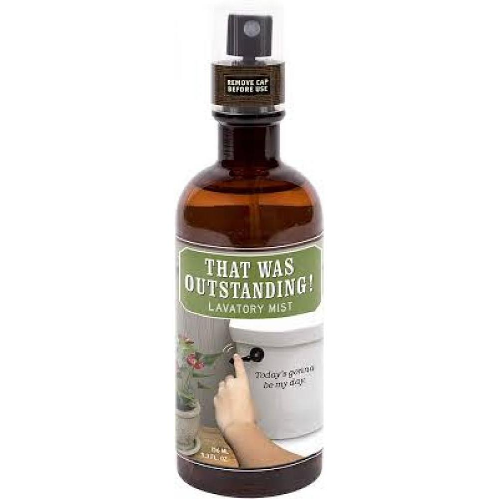 Lavatory Mist - That was Outstanding
