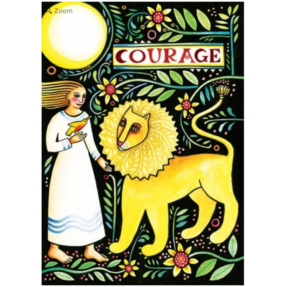 Encouragement - Courage