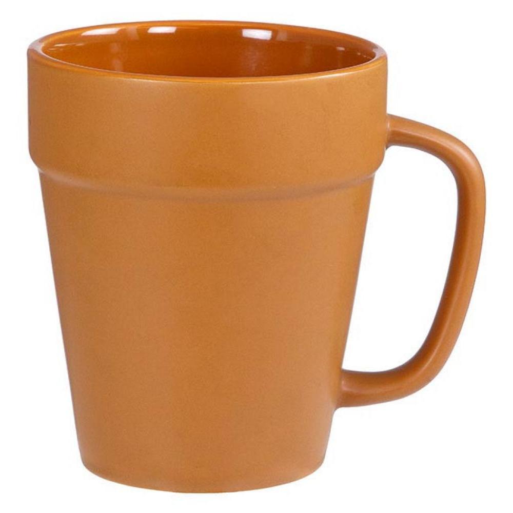 Terra Cotta Pot Mug 14oz