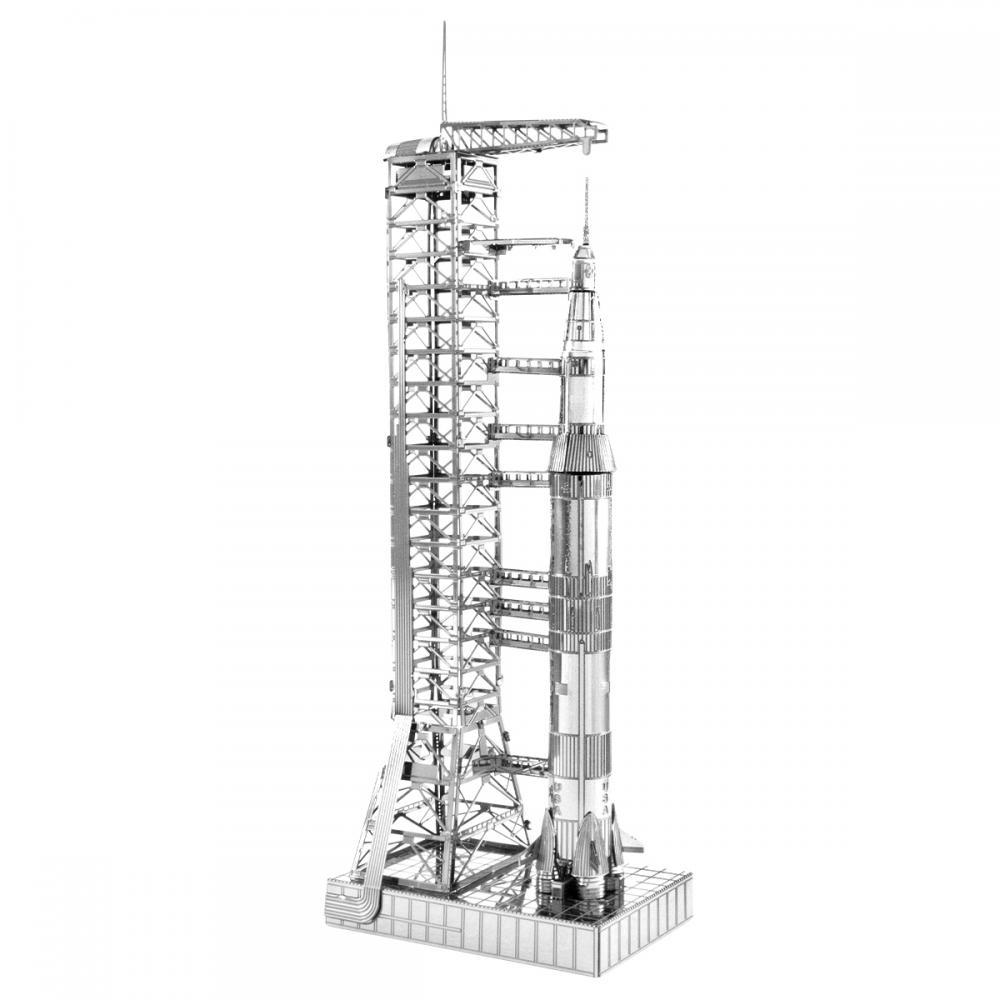 Metal Model Kit Apollo 11 Saturn V
