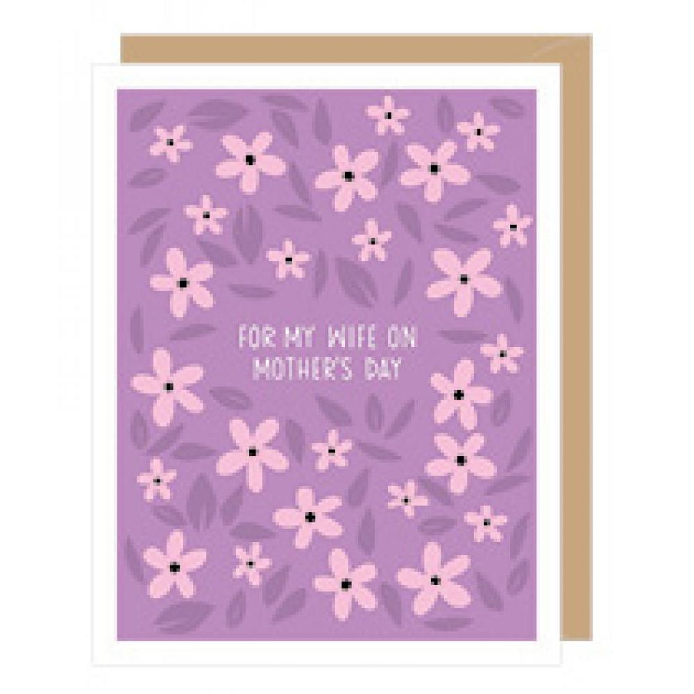 Mothers Day - Wife - Periwinkle Wife