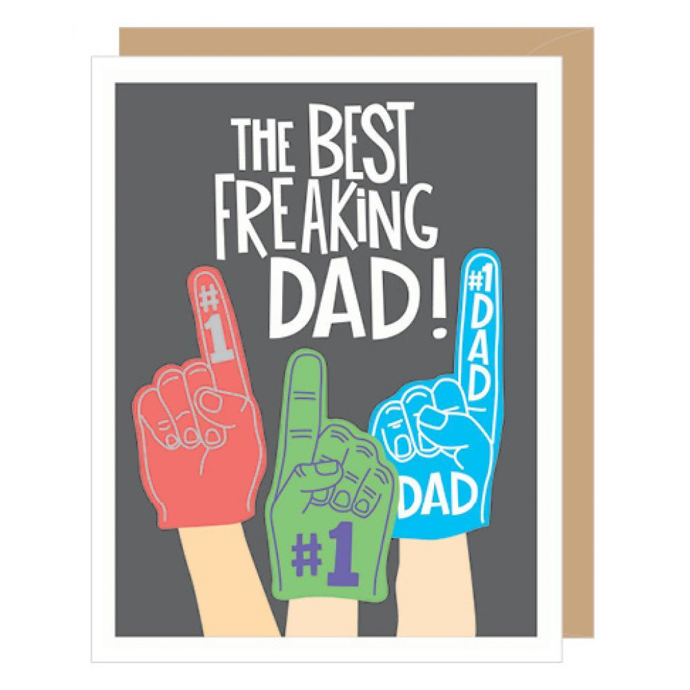 Fathers Day - Foam Finger