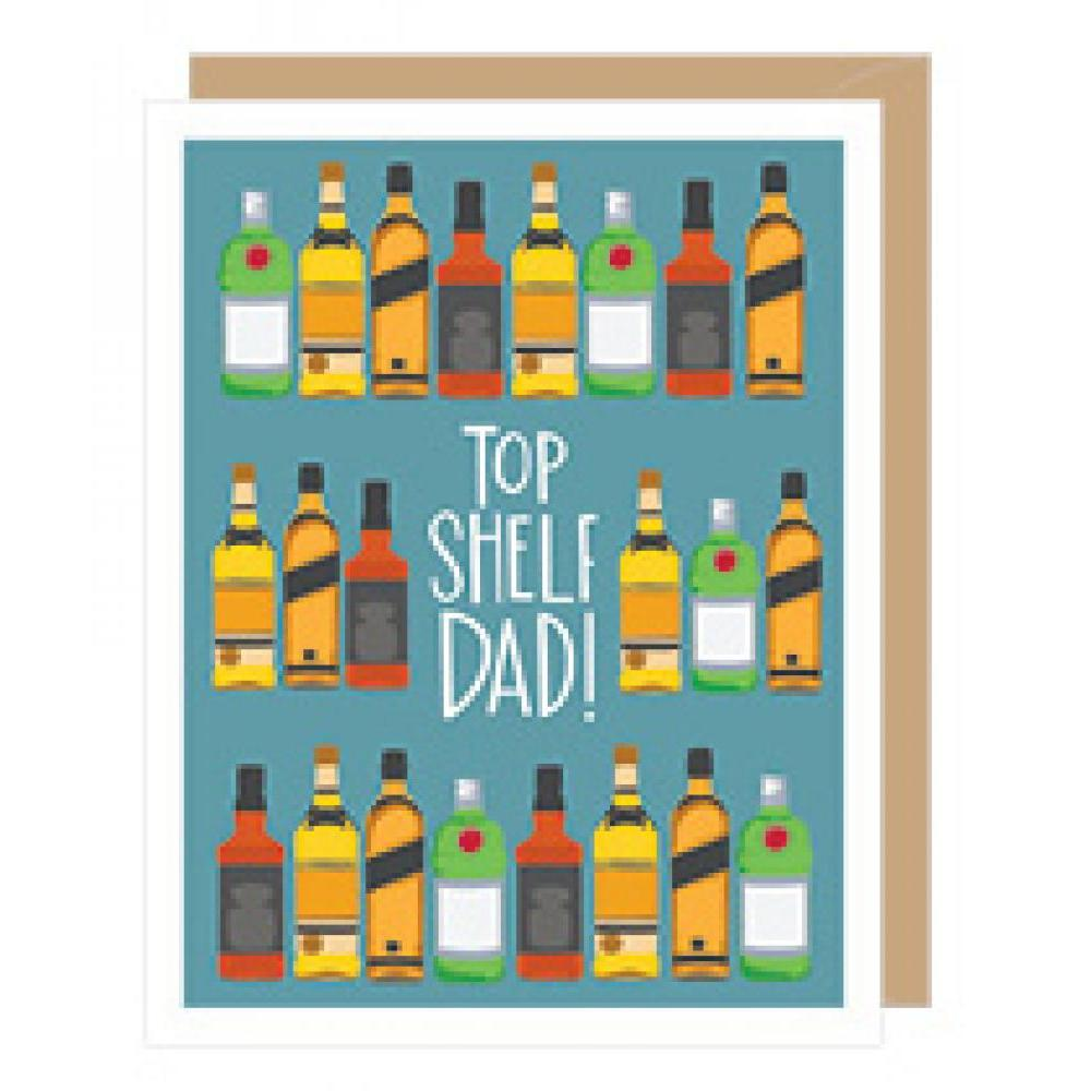 Fathers Day - Top Shelf