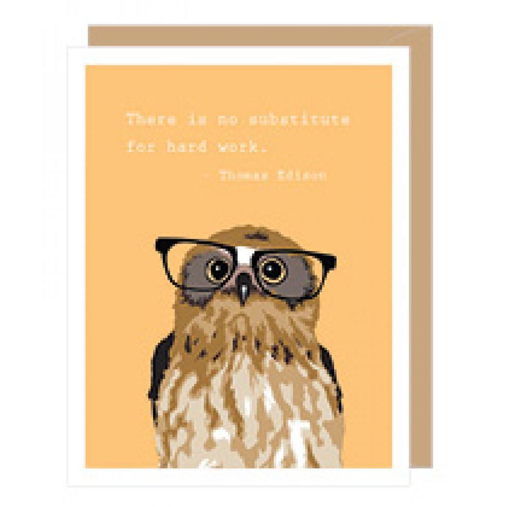 Graduation - Owl