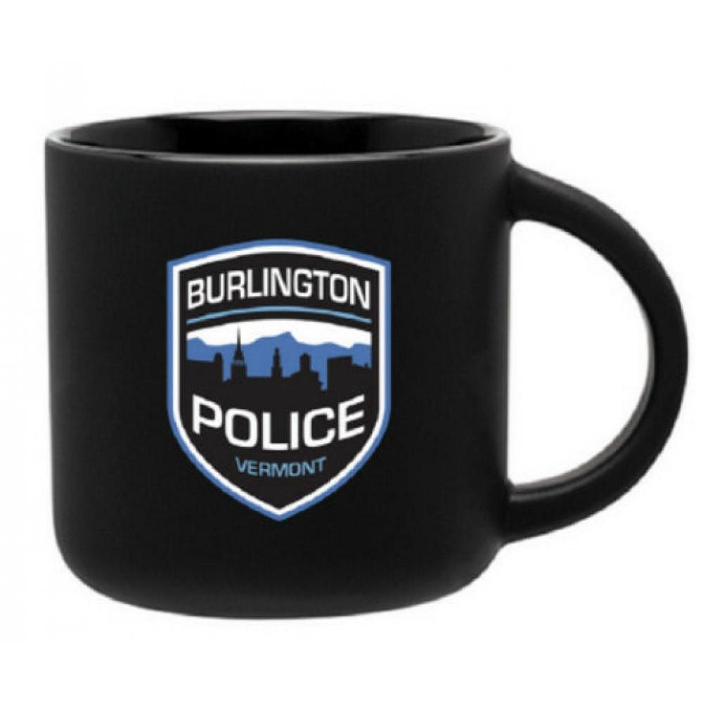 Burlington Police Department Ceramic Mug