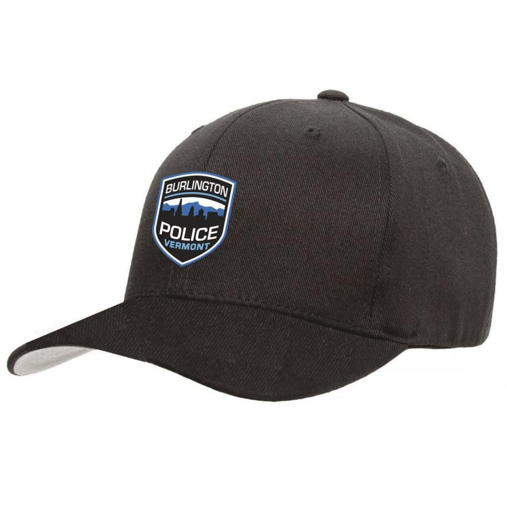 Burlington Police Department Cap Medium/Large