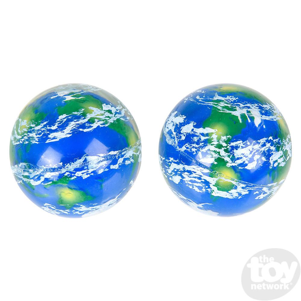 Ball Hi Bounce Earth 1.75in (45mm)